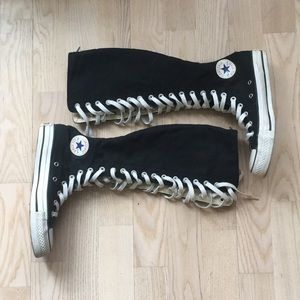 Converse Shoes - Converse Knee-high Boots eab186670